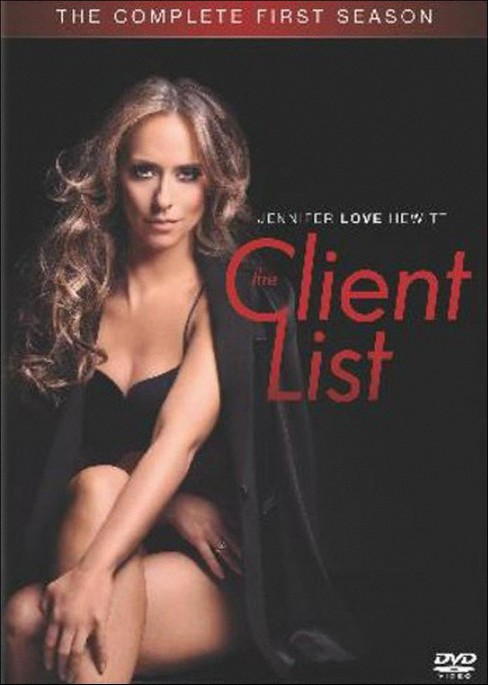 The Client List: The Complete First Season (3 Discs) (Widescreen) - image 1 of 1