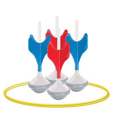 Wemco™ Lawn Darts - Red White & Blue