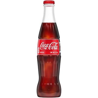 Coca-Cola de Mexico - 12 fl oz Glass Bottle