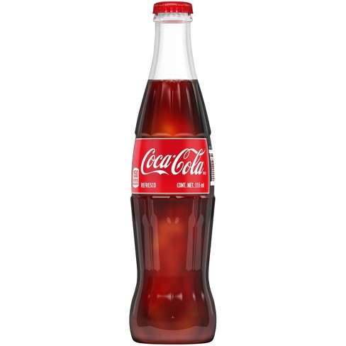 Coca-Cola de Mexico - 12 fl oz Glass Bottle