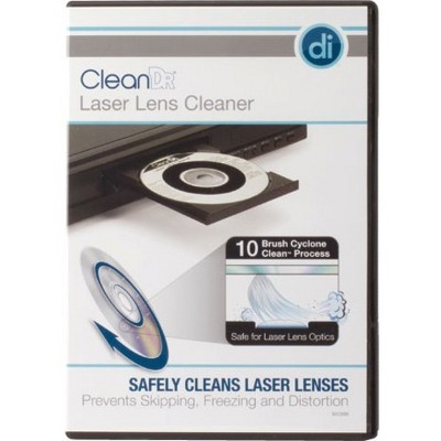 CleanDr Laser Lens Cleaner - For Lens, Optical Disc Player, Optical Drive - Cyclone Cleaning Process