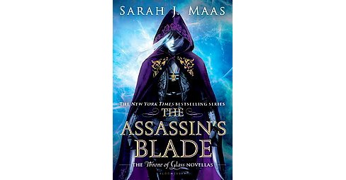 Assassin's Blade : The Throne of Glass Novellas (Reprint) (Paperback) (Sarah J. Maas) - image 1 of 1