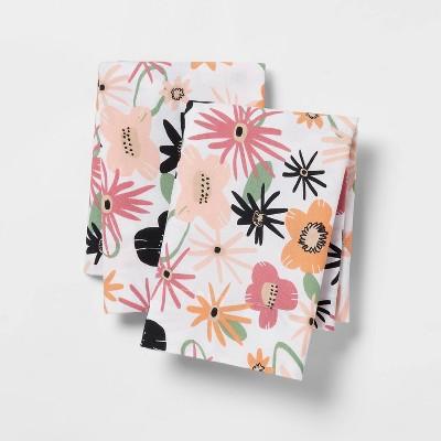 Easy Care Printed Pillowcase Set - Room Essentials™