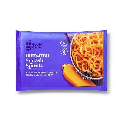 Frozen Butternut Squash Spirals - 12oz - Good & Gather™