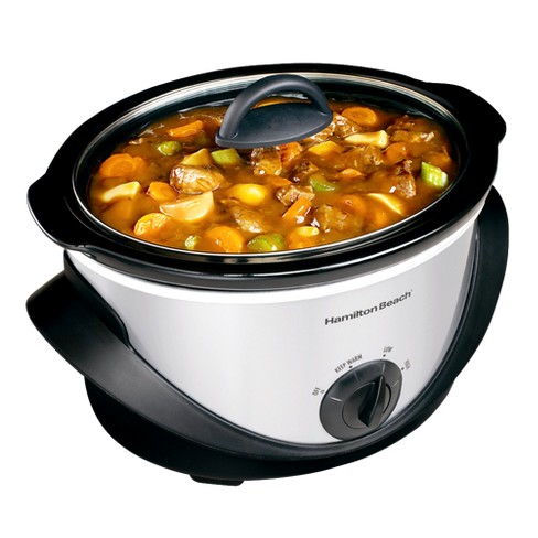 Hamilton Beach 4-Quart Slow Cooker- 33141 - image 1 of 1