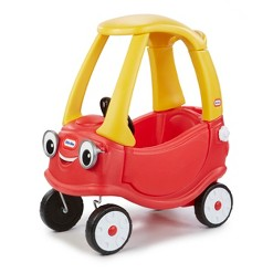 Little Tikes Cozy Coupe, pedal and push riding toys