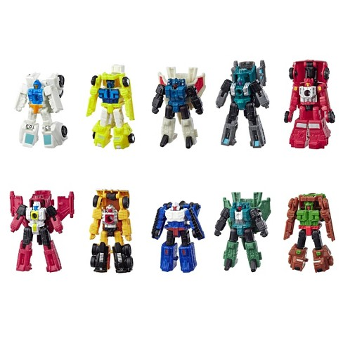 Transformers Siege War For Cybertron Autobots & Decepticons Action Figure 10pk - image 1 of 4