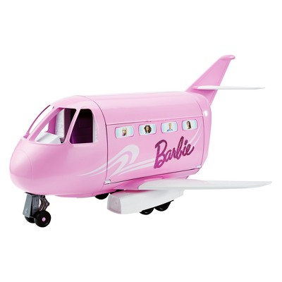 Barbie Pink Passport Glamour Jet