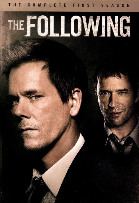 The Following: The Complete First Season [4 Discs] - image 1 of 1