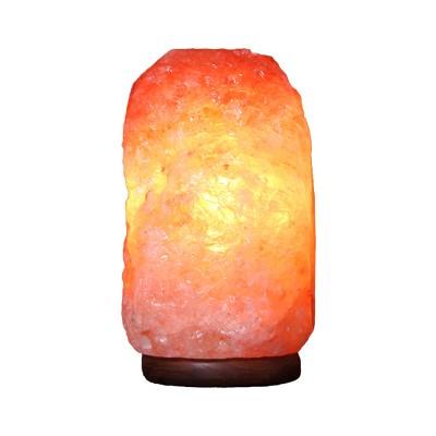 Natural Table Lamp Pastel Pink - Q&A Himalayan Salt