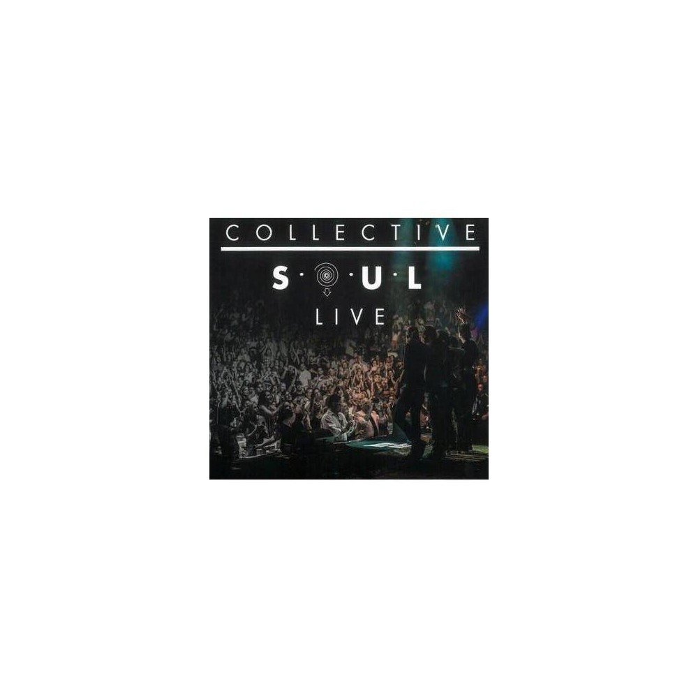 Collective Soul - Live (CD) was $13.99 now $6.99 (50.0% off)