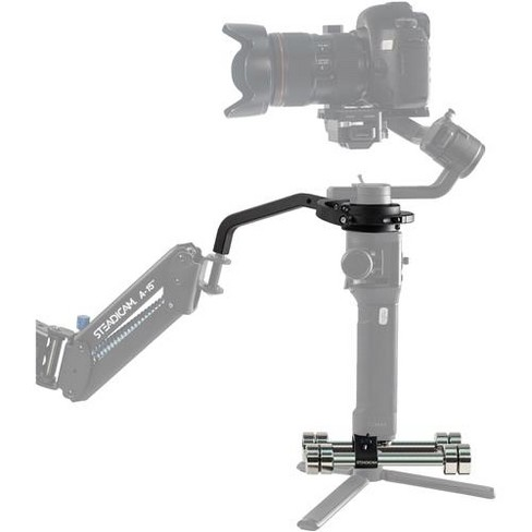 SteadiCam Steadimate-S Mechanical Gimbal Collar/Yoke & Weighted Base - image 1 of 4