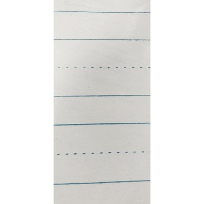 School Smart Skip-A-Line California Approved Writing Paper, 12 x 9 Inches, 500 Sheets