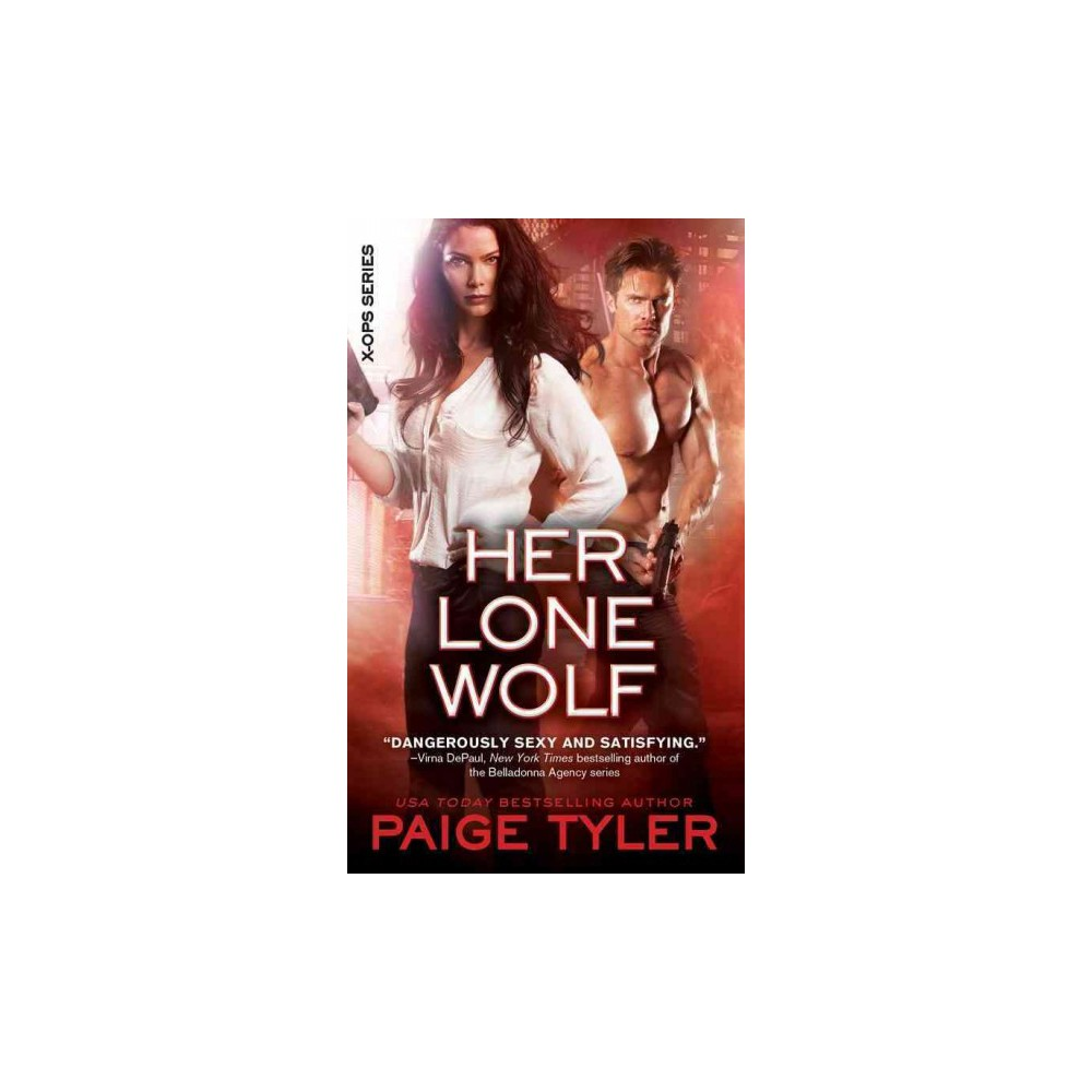 Her Lone Wolf ( X-ops) (Paperback)