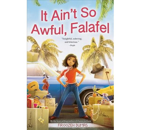 It Ain't So Awful, Falafel -  Reprint by Firoozeh Dumas (Paperback) - image 1 of 1