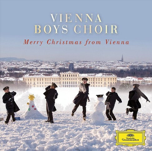 Vienna boys choir - Merry christmas from vienna (CD) - image 1 of 1