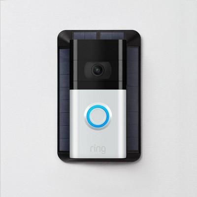 Ring Video Doorbell 3 Solar Charger - 8EA8S9-0EN0