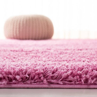 Quincy Accent Rug - Pink (4' X 4') - Safavieh , Size: 4'X4'