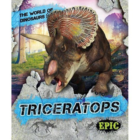 Triceratops - (World of Dinosaurs) by  Rebecca Sabelko (Paperback) - image 1 of 1