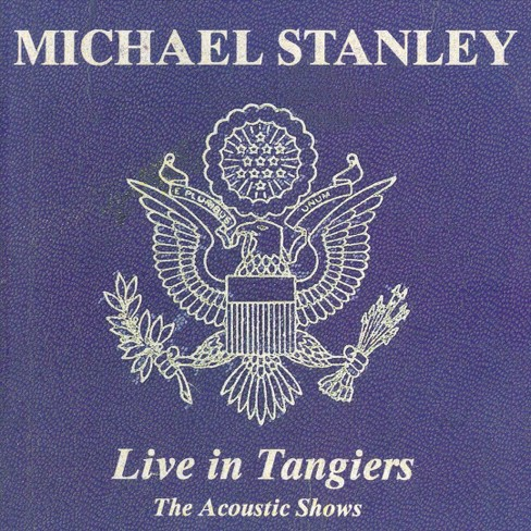 Michael stanley - Live in tangiers (CD) - image 1 of 2