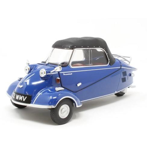 Messerschmitt KR200 Convertible Royal Blue 1/18 Diecast Model Car by Oxford Diecast - image 1 of 4