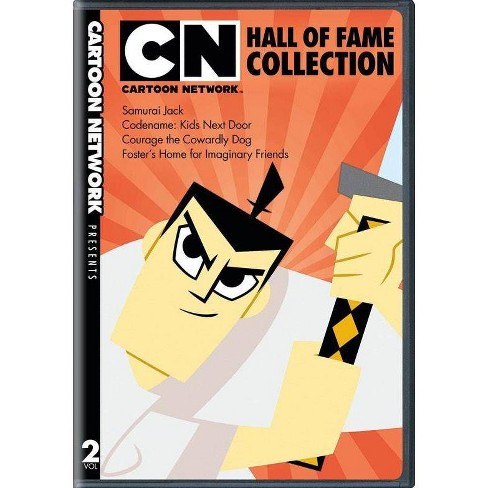 4 Kid Favorites: Cartoon Network Hall Of Fame Vol. 2 (DVD) - image 1 of 1