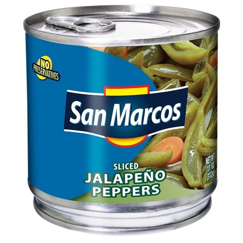 San Marcos® Sliced Jalapenos - 11oz - image 1 of 1