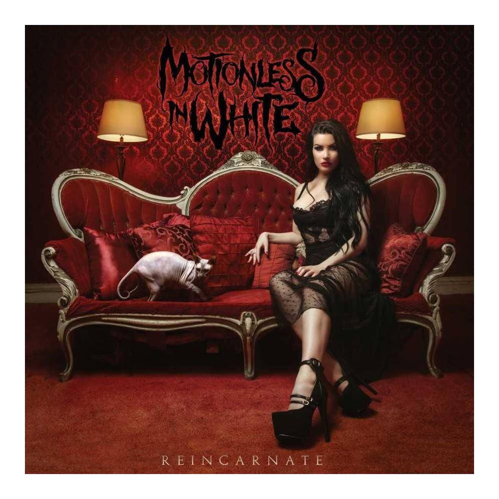 Motionless in White - Reincarnate (PA) (Digipak) (EXPLICIT LYRICS) (CD) Top