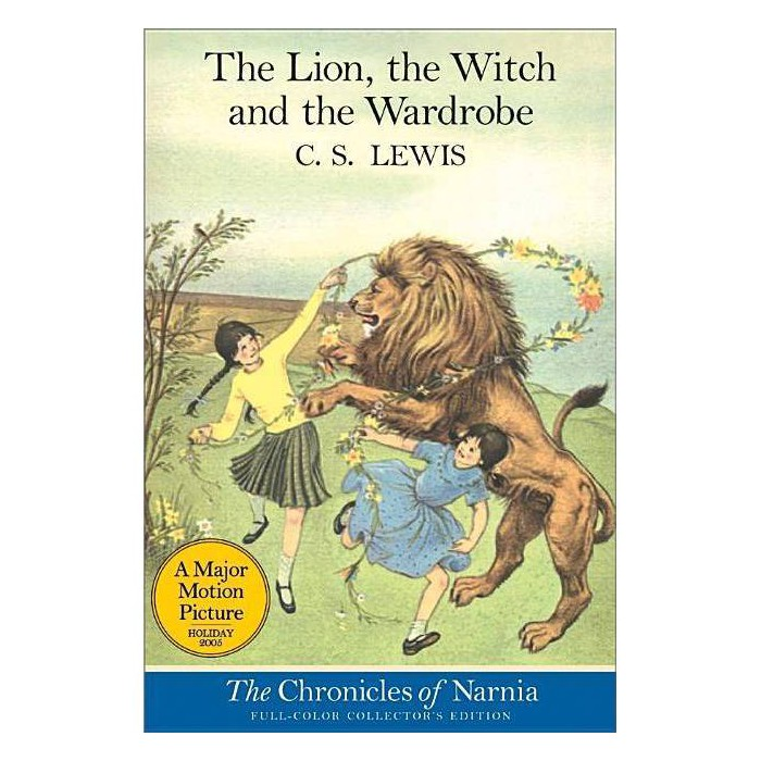 The Lion, the Witch and the Wardrobe: Full Color Edition - (Chronicles of Narnia) by  C S Lewis - image 1 of 1