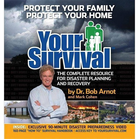 Your Survival - by  Bob Arnot & Mark Cohen (Mixed media product) - image 1 of 1