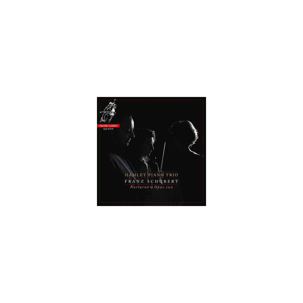 Hamlet Piano Trio - Schubert: Notturno Piano Trio No. 2 Op. 100 (CD)
