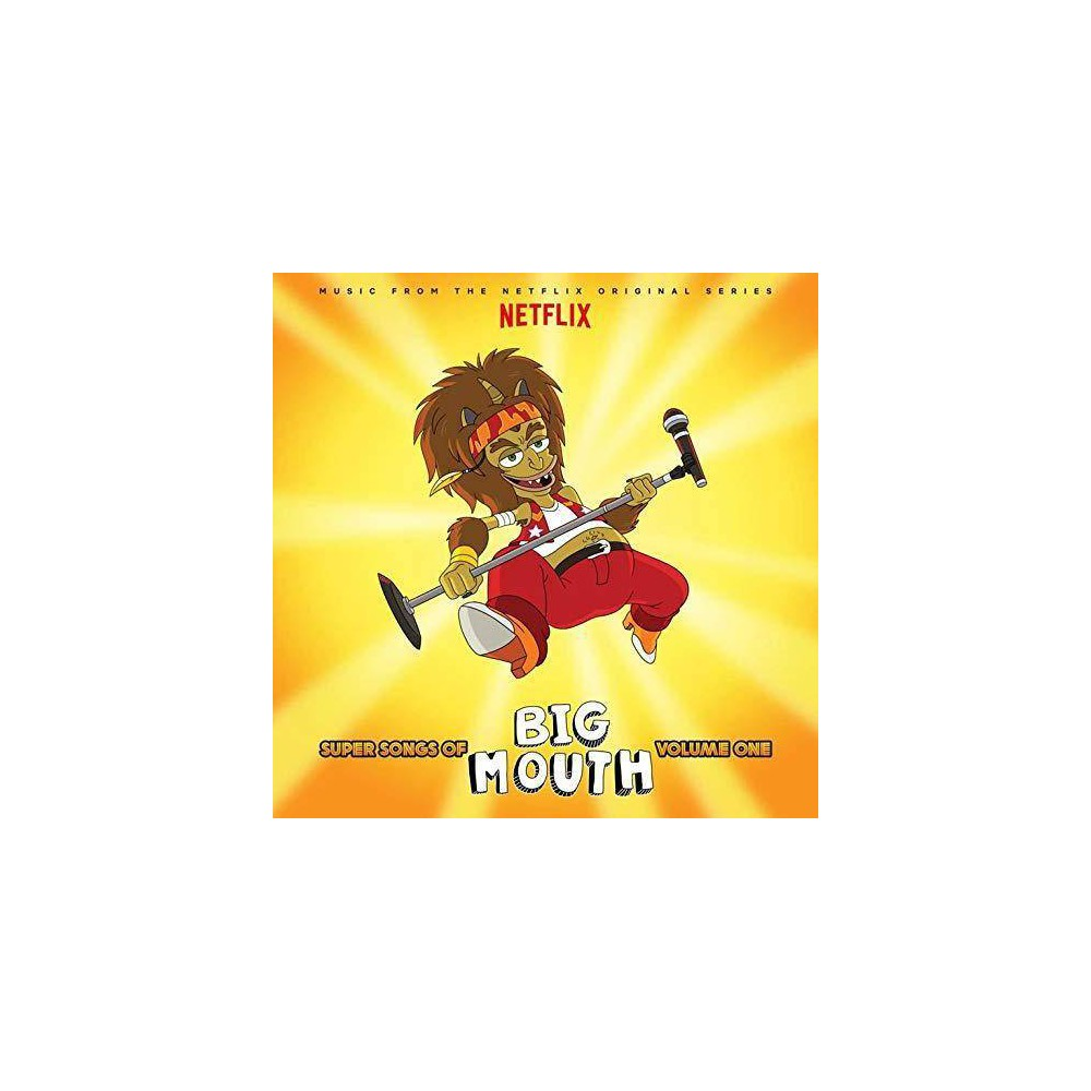 Various - Super songs of big mouth v1(music from netflix series) lp (Vinyl)