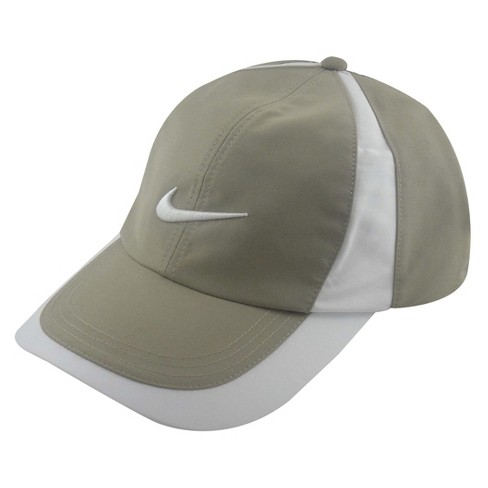 Nike Swoosh Adjustable Cap - Khaki - image 1 of 1