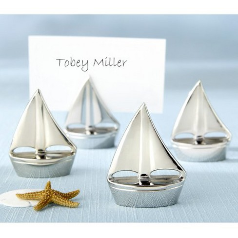 12ct Shining Sail Table Place Holder - image 1 of 1