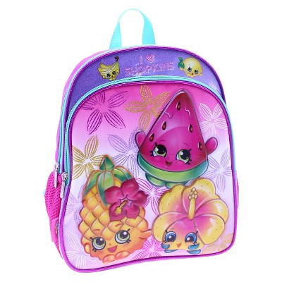 Shopkins 12\' Kids' Backpack With Lights
