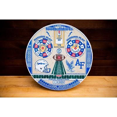 NCAA US Air Force Academy Official Football Dartboard