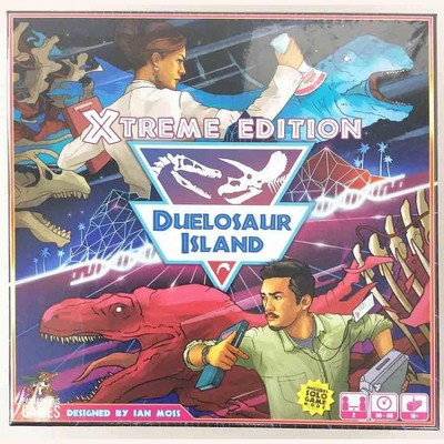Duelosaur Island (X-treme Edition) Board Game