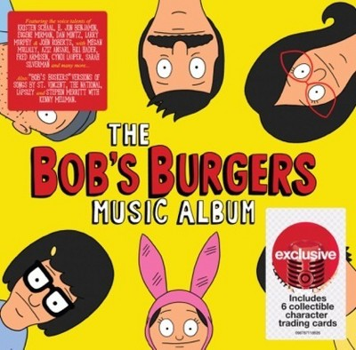 The Bobs Burgers Music Album (Target Exclusive)