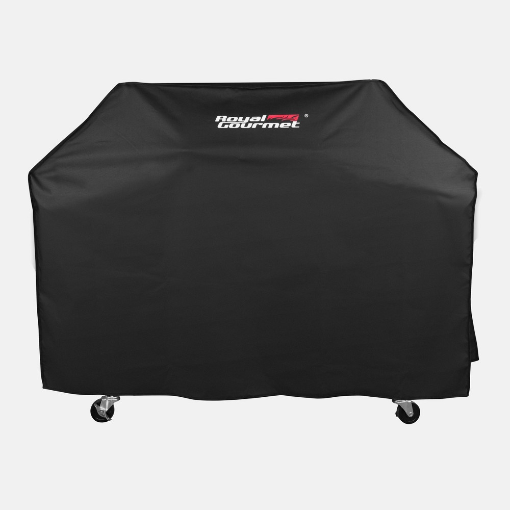 """Image of """"64"""""""" Heavy Duty Oxford Grill Cover - Royal Gourmet"""""""