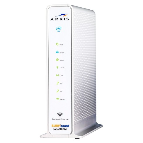 ARRIS Cable Modem - White (SVG2482AC)