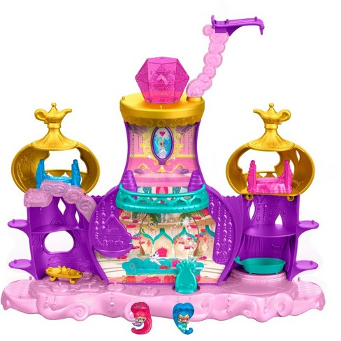 Fisher-Price Shimmer and Shine Teenie Genies Floating Genie Palace Playset - image 1 of 6