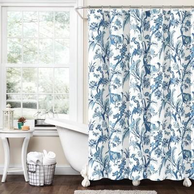 Dolores Shower Curtain - Lush Décor