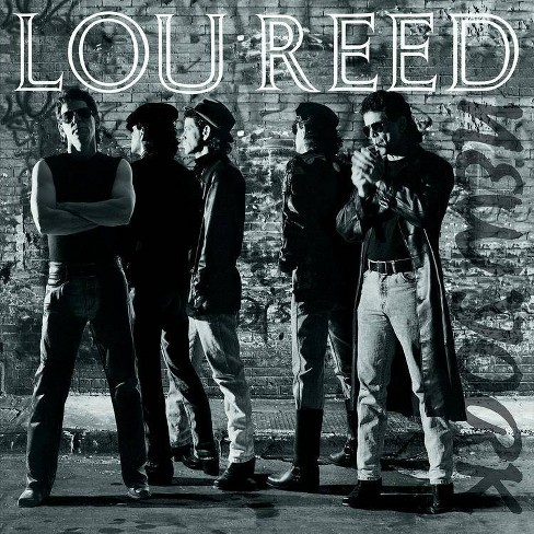 Reed Lou - New York  Deluxe  3 Cd/1 Dvd/2 Lp (EXPLICIT LYRICS) (Vinyl) - image 1 of 1
