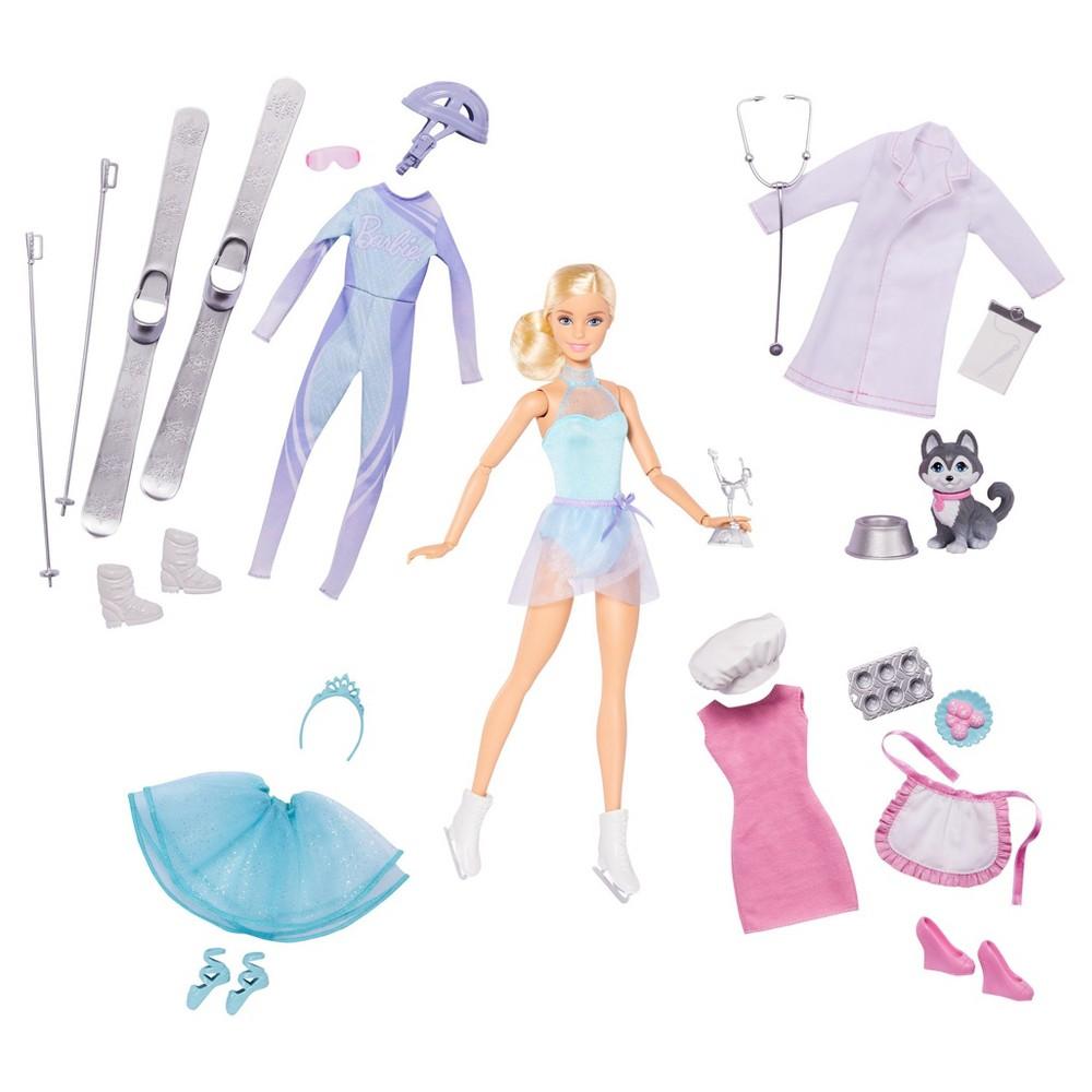 Barbie Advent Calendar, Fashion Dolls