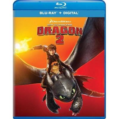 How to Train Your Dragon 2 (Blu-ray + Digital)