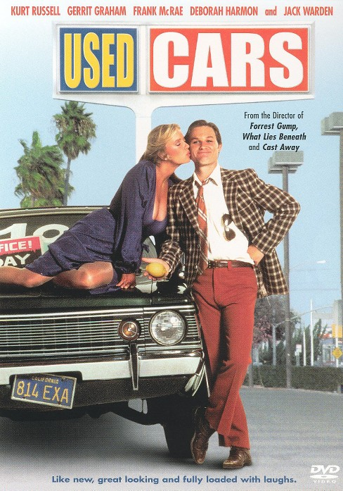 Used Cars (dvd_video) - image 1 of 1