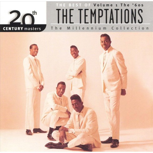 The Temptations - 20th Century Masters: The Millenium Collection: Best of the Temptations, Vol.1 - The ' - image 1 of 1