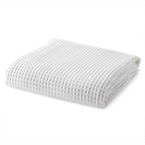 Great Bay Home 100% Cotton Waffle Weave Blanket - image 1 of 4