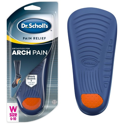 Dr. Scholl's for Her High Heel Insoles Women's Size 6 10 One