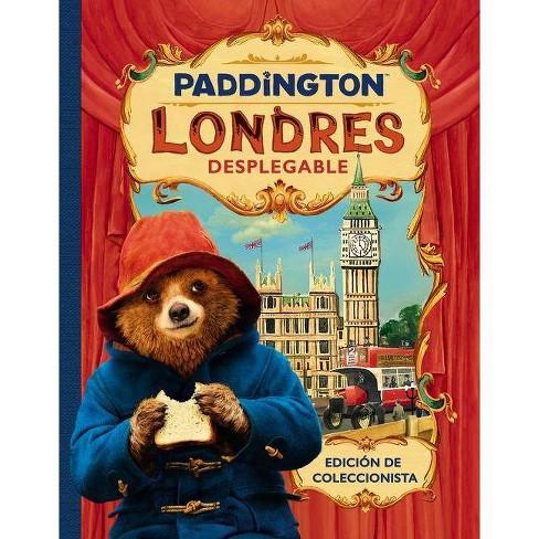 Paddington Londres Desplegable - by  Harpercollins Espanol (Hardcover) - image 1 of 1